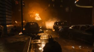 Bild från Call of Duty: Modern Warfare.