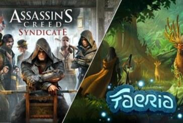 Assassin's Creed Syndicate och Faeria är Epic-gratis nu