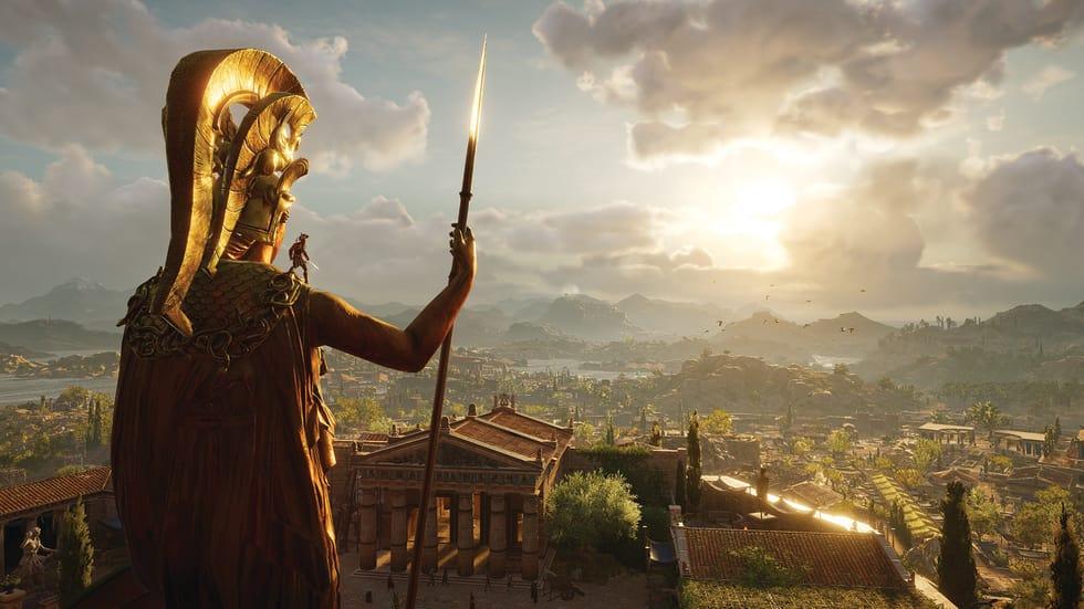 Bild från Assassin's Creed Odyssey.