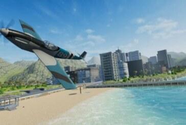 Kerbal-skaparens Balsa Model Flight Simulator visar upp sig i ny video