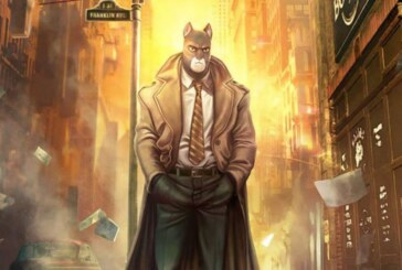 Blacksad: Under the Skin – Recension