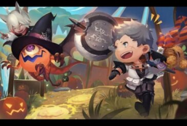 Final Fantasy XIV firar halloween med cirkusevent!