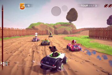 Garfield Kart Furious Racing är ute nu