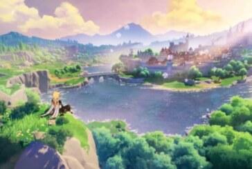 Skamlösa The Legend of Zelda: Breath of the Wild-kopian Genshin Impact släpps nästa vår