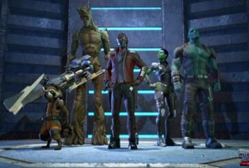 Trailer och datum för Telltales Guardians of the Galaxy