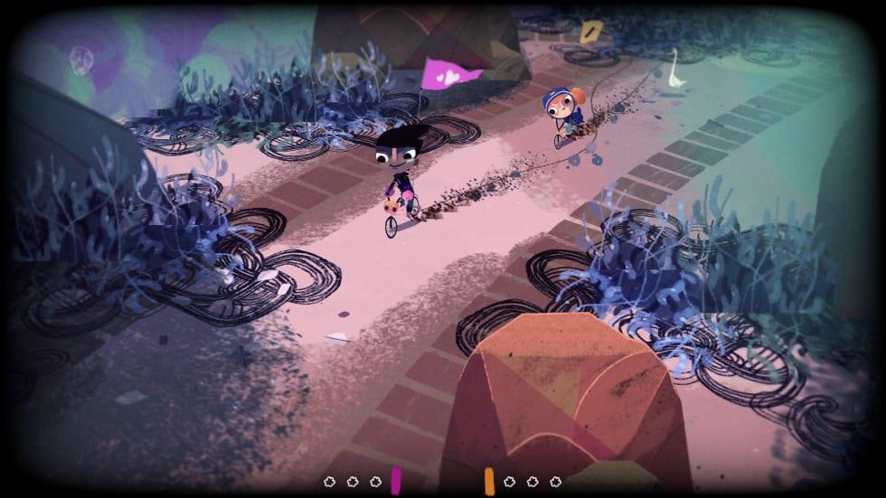 Bild från Knights and Bikes.