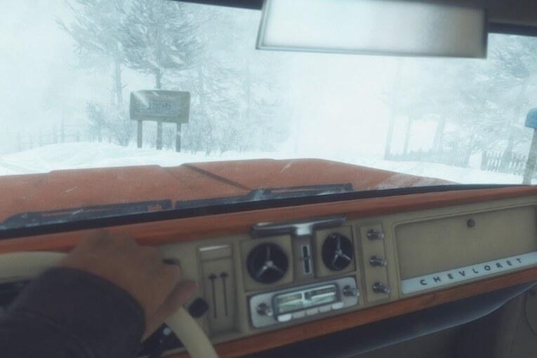 Vad som göms i snö … Mystiska Kona släppt