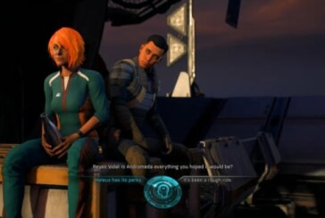 Nu finns Mass Effect: Andromeda på Origin Access