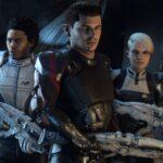 Här är de första 13 minuterna i Mass Effect: Andromeda