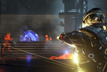 Multiplayerkartorna gratis i Mass Effect: Andromeda