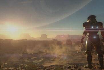 Jakten på en gyllene värld i Mass Effect: Andromeda