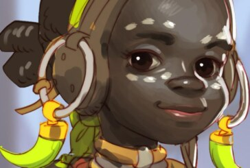 "Nya Overwatch-hjälten ""under konstruktion"""