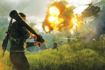 Just Cause 4 – Förhandstitt