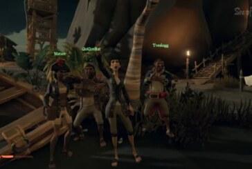 Rare presenterar spelarkaraktärerna i Sea of Thieves