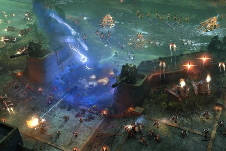 Relic berättar om multiplayer i Dawn of War 3