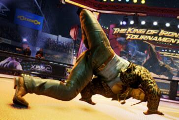 Eddy Gordo kommer till Tekken 7