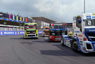 FIA European Truck Racing Championship – Recension