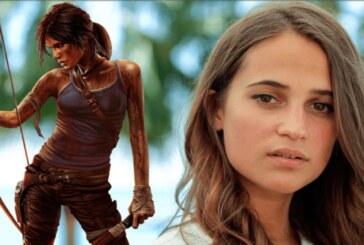 Officiella bilder från nya Tomb Raider-filmen