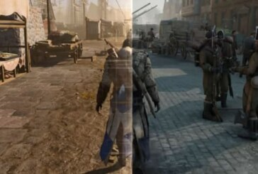 Assassin's Creed 3 Remastered släpps den 29 mars, kolla in ny jämförelsetrailer