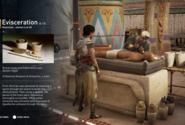 Assassin's Creed Origins: The Discovery Tour släpps idag