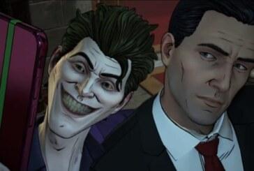 Trailer och spelsekvenser från Batman: The Enemy Within