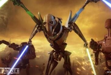 General Grievous har anlänt som spelbar hjälte i Star Wars: Battlefront 2