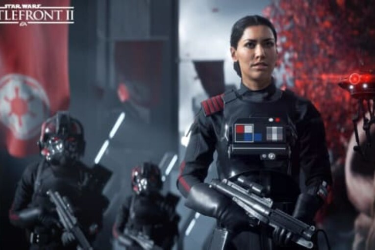 Star Wars: Battlefront 2-läcka vittnar om betainnehåll