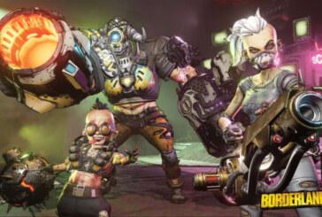 Borderlands 3 är gratis att provspela fram till onsdag via Steam