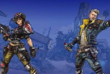 Borderlands 3 presenterar de spelbara hjältarna Moze och Zane