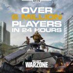 Call of Duty: Warzone fick en ännu starkare inledning än Apex Legends