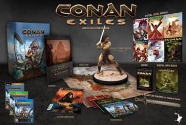 Conan Exiles lämnar early access den 8 maj