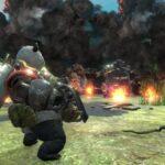 Här är de första spelsekvenserna från Contra: Rogue Corps
