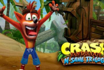Crash Bandicoot N-Sane Trilogy når pc:n senare i år