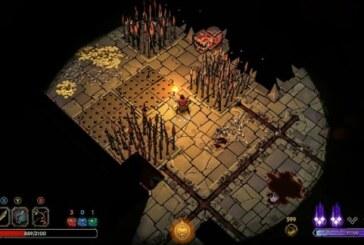 Nya roguelike-spelet Curse of the Dead Gods är ute i early access