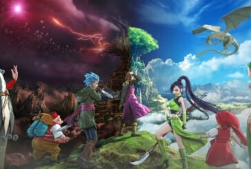 Dragon Quest XI S: Definitive Edition kommer till pc i december