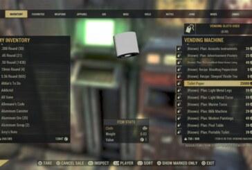 Toalettpappershysterin har nått Fallout 76