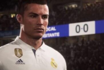 Väldigt mycket Ronaldo i premiärtrailern för Fifa 18