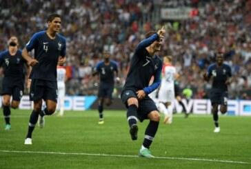 Frankrike firade mål med Fortnite-dans i VM-finalen