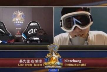 Blizzard: Kina hade inget inflytande över Blitzchung-avstängningen