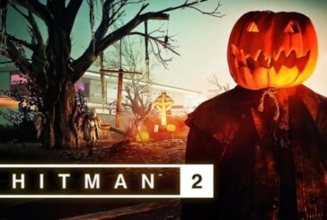 Hitman 2 får mysryslig halloween-uppdatering idag