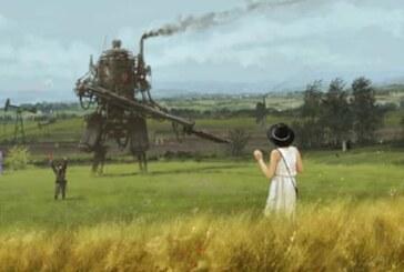 Strategispelet Iron Harvest ser svintungt ut i nya trailern