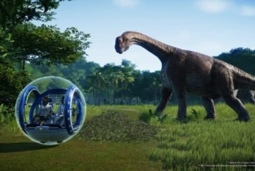 Jurassic World Evolution släpps den 12 juni