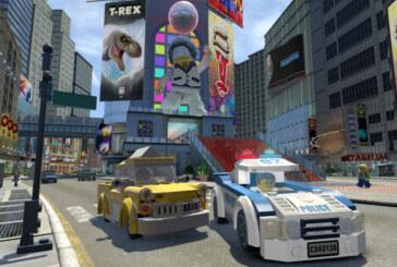 Här är lanseringstrailern för Lego City Undercover