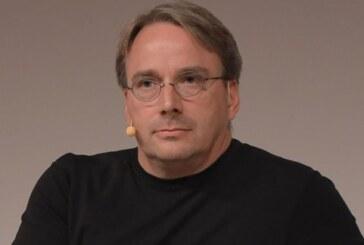 """Linus Torvalds återvänder till Linux, använder """"e-post-filter"""" för sitt grova språk"""