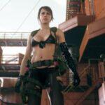 Quiet är numera spelbar i Metal Gear Solid 5