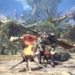 Monster Hunter: World kan rulla i över 120 fps