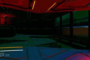 Doom-kartan E1M1 har återskapats i No Man's Sky