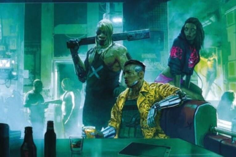 Cyberpunk 2077 visar upp sig rejält i ett gäng nya videor