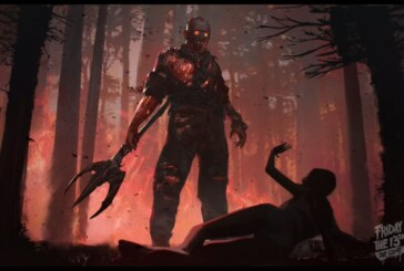 Jason lever – Friday the 13th: The Game släpps nästa månad