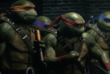 Här är en trailer för Teenage Mutant Ninja Turtles i Injustice 2